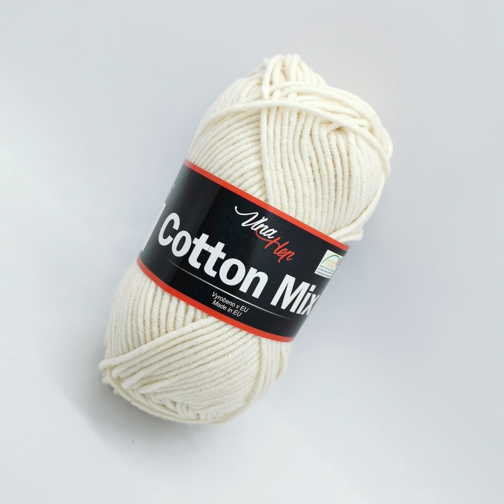 Cotton Mix smotanová