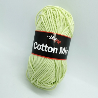 Cotton Mix bledozelená