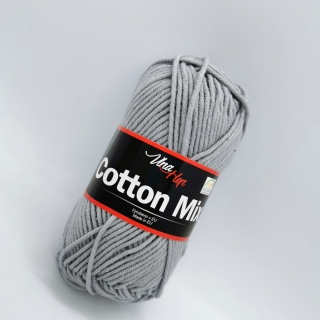 Cotton Mix šedá