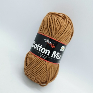 Cotton Mix hnedá